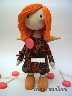 Mimin Dolls: Dolls de Irina Moilova