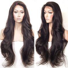Béatrice perruque Lace wig sans colle