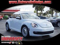 2014 Volkswagen Beetle 1.8T For Sale In Davie | Cars.com