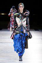 Yohji Yamamoto, 2014-15 Autumn Winter, Paris, Show