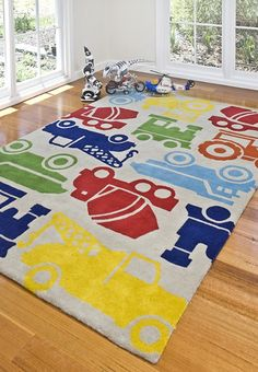 Honk Honk by The Rug Collection  RRP $699  100% Wool  Hand tufted, plush pile  Custom sizing and colouring available