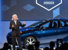 Dr. Michio KAKU Opens Historic Global Announcement from Toyota at CES