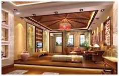 , Thai Living Room Ceiling Design Rendering: Modern ceiling design ideas picture for living room and bedroom Wooden Ceiling Design, Pop False Ceiling Design, Ceiling Design Living Room, Wooden Ceilings, Home Ceiling, Modern Ceiling, Ceiling Decor, Living Room Designs, Living Room Decor