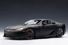 #LFA Lexus matt black