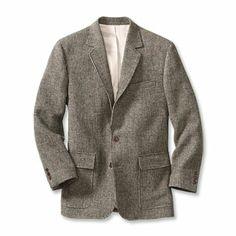 Lightweight Highland Tweed Sport Coat