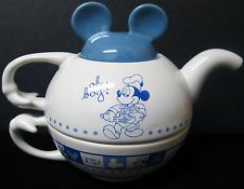 Mickey Mouse Disney © Teapot - Official Licensed Collectible - Very Cute