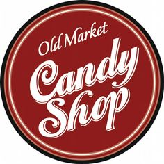 Vintage Candy Shop Logo | View the entire photo gallery for Old Market Candy Shop