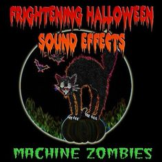 Sounds Of Horror (2 CD) Scary & Spooky Sound Effects HAUNTED HOUSE ...