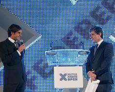 © Instantánea y Tomaprimera. Mutua Madrid Open. Roger Federer