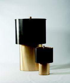 Studio A - Nordic Gold Lamps.  Showroom: IHFC D232  #hpmkt