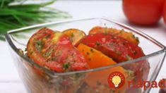 Takéto fantastické paradajky by som jedol každý deň: Len zalejte cesnakovou marinádou a zajtra ochutnávate – chuť miliónová! Guacamole, Salsa, Mexican, Ethnic Recipes, Food, Essen, Salsa Music, Meals, Yemek