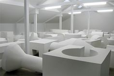 ABSALON Exhibition // Museum Boijmans Van Beuningen | Afflante