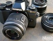 Olympus OM-D E-M10: Cutting-Edge Camera With a Friendly-ish Price