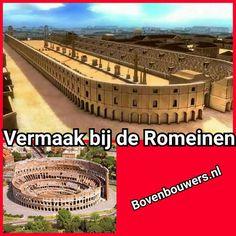 Vermaak bij de Romeinen - Thema 'Een avondje uit' - Bovenbouwers.nl