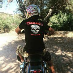 Black Bastard's T-shirt buy now!! www.bastards-shop.com #bastards #bastardsbcn #barcelona #sitges #harleydavidson #dyna #1340 #bobber #chopper #rental #hire #tours #summer #enjoy