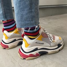 45d7bd16d54963 31 Best Balenciaga Triple S images