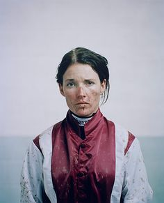 Credit: Spencer Murphy/National Portrait Gallery And the winner is: jockey Katie Walsh by Spencer Murphy