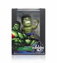 Marvel Avengers Action Figure Toy Car Vehicle Home Air Freshener - Hulk #LGHouseholdHealthCareLtd