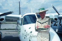Aviation Legend Bob Hoover dies at 94 - AOPA