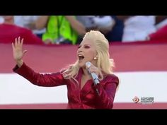 Lady Gaga - National Anthem - Super Bowl 2016 (HD 1080p) Full Video - YouTube