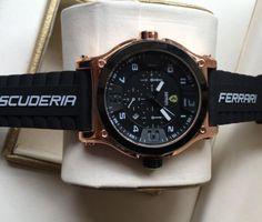 cool Ferrari watches