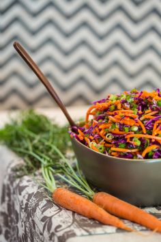 Koleslaw, a great side dish for a corporate lunch!