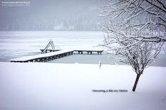 Ostersonntag-2013-Erlaufsee-Schnee