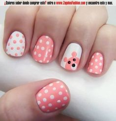 Not into nails but I love thissssssssss!!!!! #girly For guide + advice on lifestyle, visit www.thatdiary.com