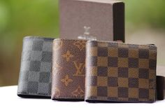 Gallery For > Louis Vuitton Men Wallet