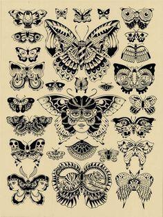 Sailor Jerry Moth