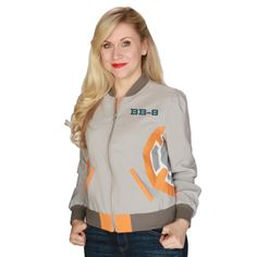 Her Universe BB-8 jacket