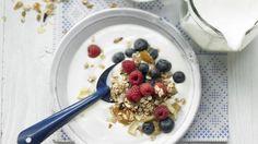 Haferflocken punkten durch langanhaltende Sättigung, wenig Gluten und viele viele Nährstoffe. Lassen Sie sich durch unsere Rezeptssammlung inspirieren!