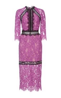 Orchid Marisa Lace Dress by ALEXIS for Preorder on Moda Operandi