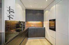 Myytävät asunnot, Hämeentie 68, Helsinki #oikotieasunnot #keittiö #kitchen