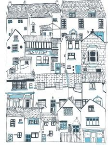 Robin Hood's Bay by Jessica Hogarth