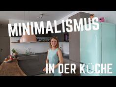 Küche Aufräumen Und Ordnung Schaffen ❘ Minimalismus ❘ Lilies Diary   YouTube