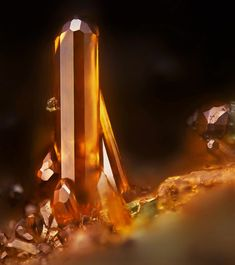Minerals And Gemstones, Rocks And Minerals, Amber Crystal, Quartz Crystal, Types Of Crystals, Stones And Crystals, Stone Wallpaper, Mineralogy, Amber Stone
