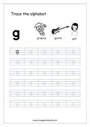 Alphabet Tracing - Small Letters - Alphabet Tracing Worksheets - Alphabet Tracing Sheets - Free Printables Tracing Letters (A-Z) - Lowercase Free Printable Alphabet Worksheets, Alphabet Writing Worksheets, Alphabet Writing Practice, Letter Worksheets For Preschool, Alphabet Tracing, Alphabet Book, Tracing Sheets, Hindi Worksheets, Preschool Letters