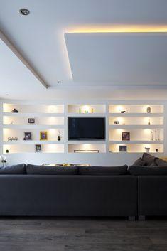 25 Best Modern Living Room DesignsModern living rooms Living