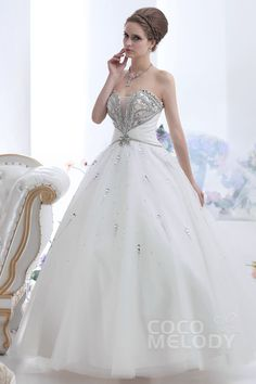 0e900d70a4ea84 Latest Ball Gown Illusion Natural Cathedral Train Lace and Tulle ...