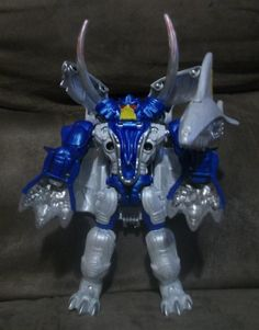 CUSTOM TRANSFORMERS GENERATIONS BEAST WARS PREDACON G1 TERRORCON RIPPERSNAPPER #hasbro