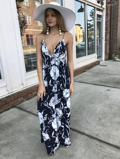 In My Mind Floral Maxi Dress Floral Maxi Dress, My Mind, Swag, Party, Outfits, Shopping, Collection, Dresses, Style