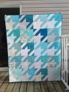 Daydreams of Quilts: Two Finished Quilts From My First Quilting Bees