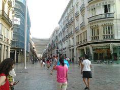 Málaga à Málaga, Andalucía Street View, City, Travel, Beautiful, Viajes, Cities, Destinations, Traveling, Trips