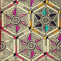 PATTERN & SACRED GEOMETRY