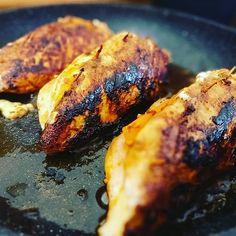 Hühnchen Brust gefüllt mit Paprika und Gouda ist auch extrem #omnomnom #foodporn #pommesarmy #like #lecker #easy #kochen #grillen #lowcarb