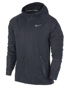 Nike Shield Flash Max Jacket | GQ | Running At Night? This Nike Jacket Will Scare Cars Away