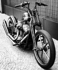 Harley Davidson News – Harley Davidson Bike Pics Softail Bobber, Sportster Motorcycle, Harley Bobber, Bobber Chopper, Motorcycle Gear, Bobber Bikes, Vintage Motorcycles, Custom Motorcycles, Custom Bikes