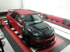 Mitsubishi Evo Show