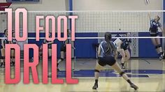 """Coaching The drill"""" is a favorite in the Arizona State gym. Coach Stevie Mussie uses it to Volleyball Warm Ups, Volleyball Skills, Volleyball Practice, Volleyball Games, Volleyball Training, Volleyball Workouts, Basketball Skills, Coaching Volleyball, Volleyball Players"""